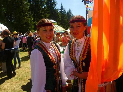 1664740 - Народный праздник татар и башкир