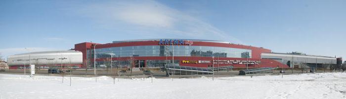 shopping center Europe in Minsk
