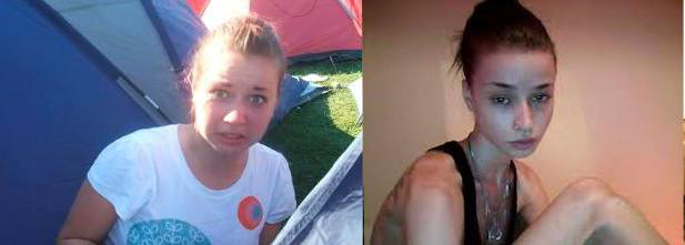 felice fawn before and after