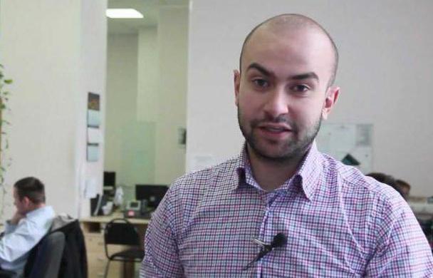 Commentator Nobel Arustamyan