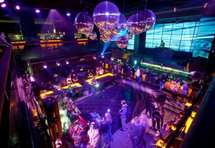 Deluxe Kiev Nightclub