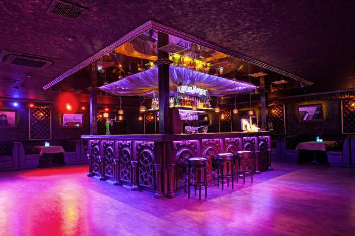 Saxon Kiev night club