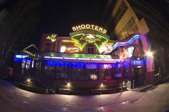 shooters Kiev nightclub