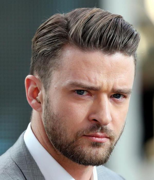 британка стрижка фото мужская