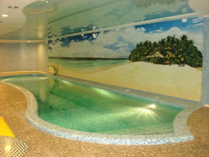 бассейн юность саратов фото
