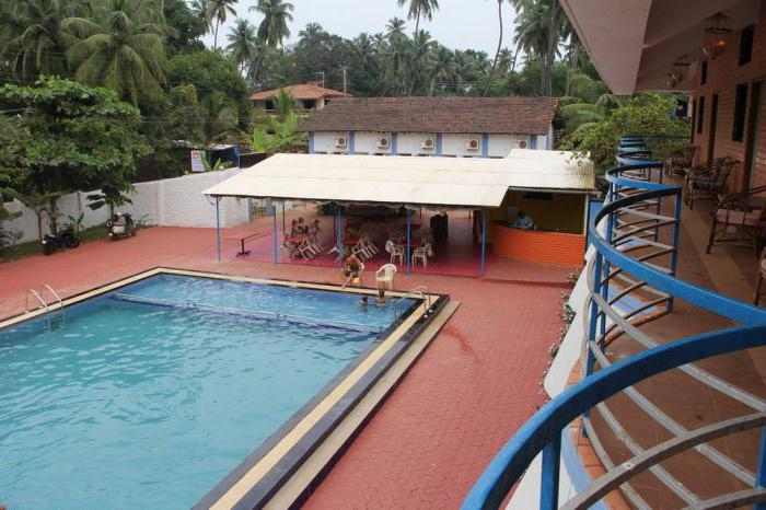 arambol plaza beach resort 2 north goa