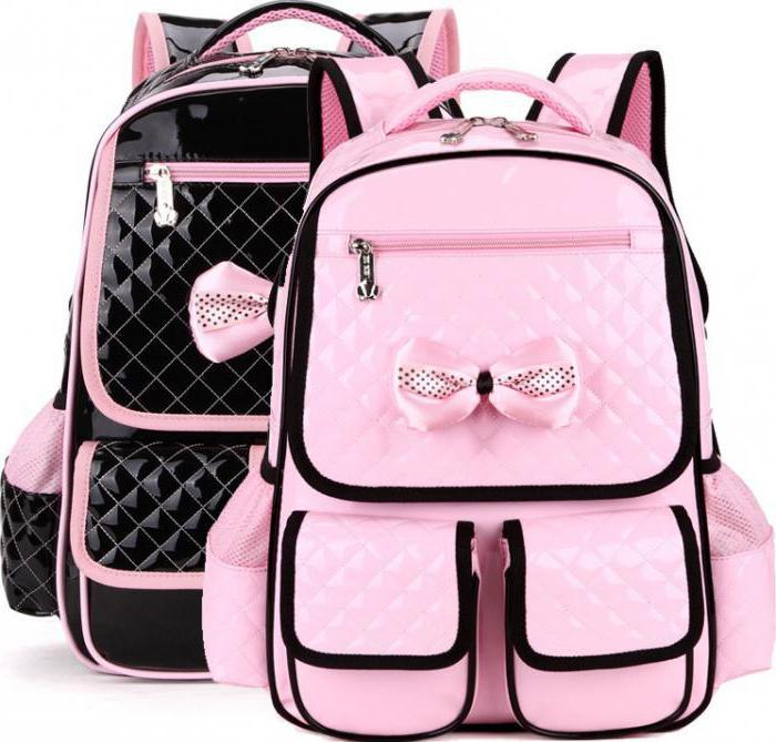 фото портфель для девочек