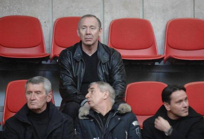 coach Oleg Romancer