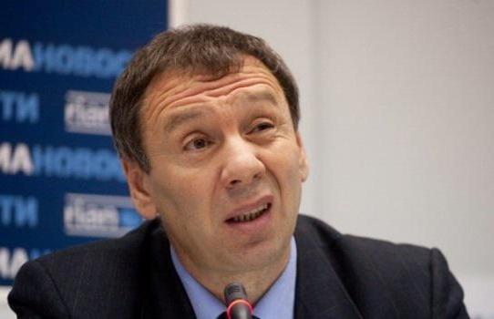 political analyst Markov Sergey A.