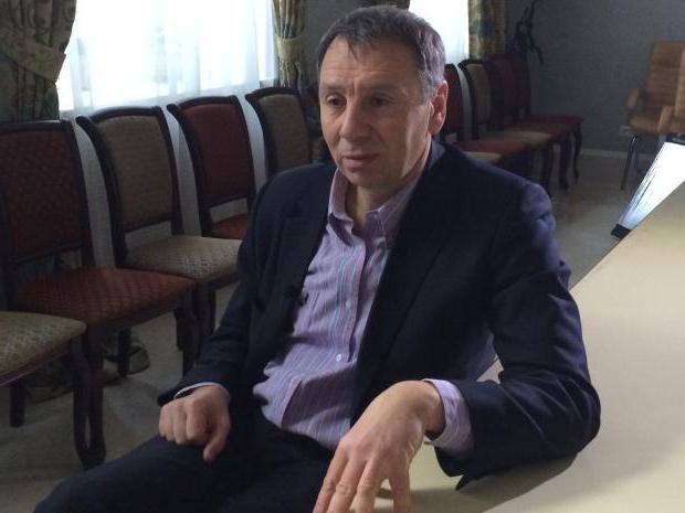 Sergey Markov Political scientist biography