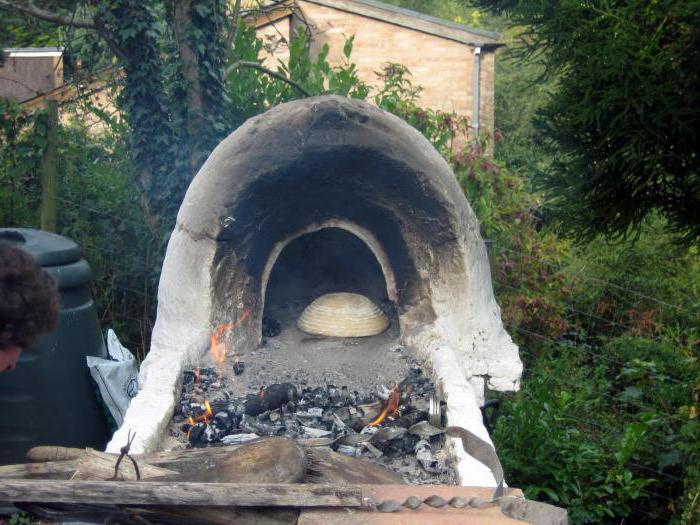 Помпейская печь своими руками чертежи фото 180