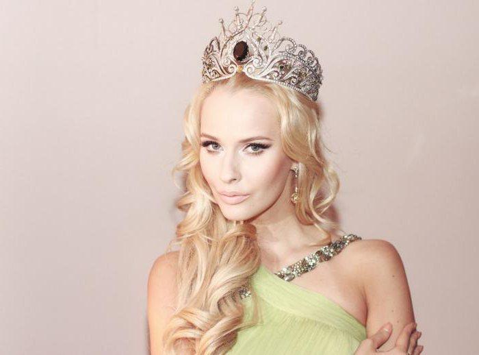 Natalia Pereverzeva Miss Land
