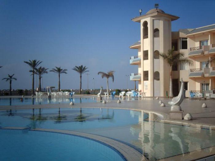 Port Said Hotels
