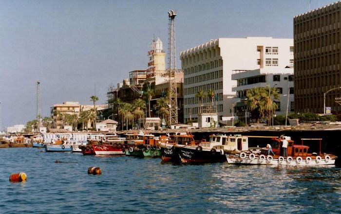 city port said egypt