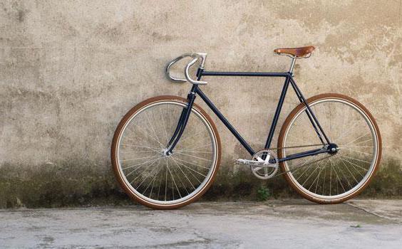 велосипеды в ретро стиле