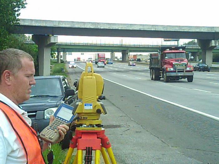 land survey sample