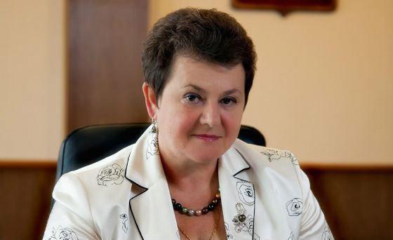 governor of the Vladimir region svetlana eagle