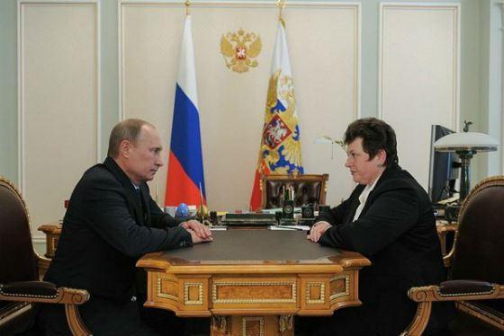 Svetlana Orlova Governor