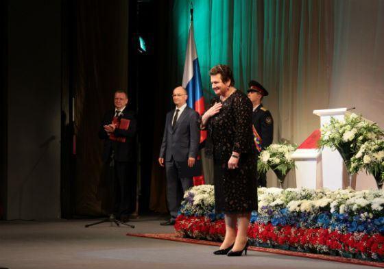 Orlova Svetlana Yuryevna Governor