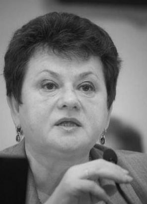 Svetlana Orlova Governor of Vladimir
