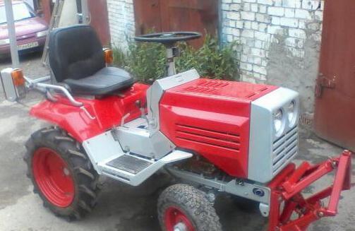 tractor kmz 012 instruction manual