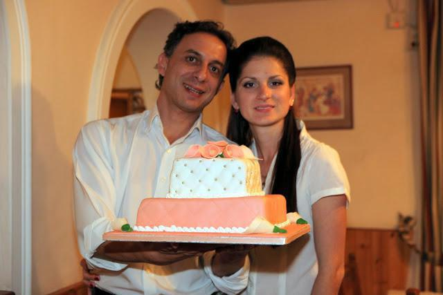 двухъярусный торт в домашних условиях