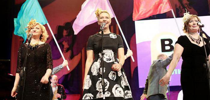 Actress Tatyana Lazareva