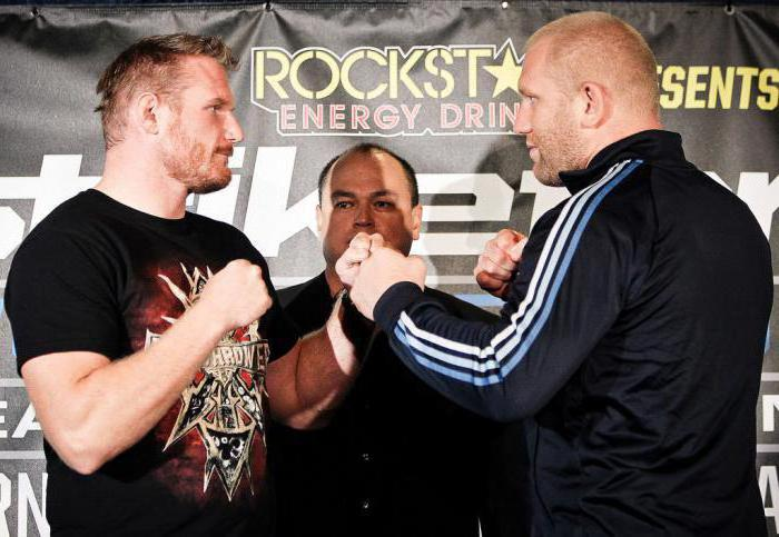 knockout Sergey Kharitonov