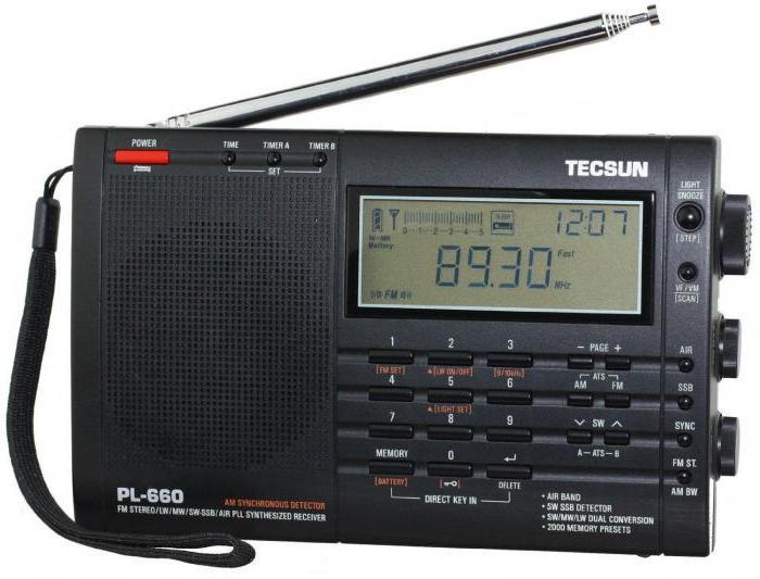 radio tecsun pl 660