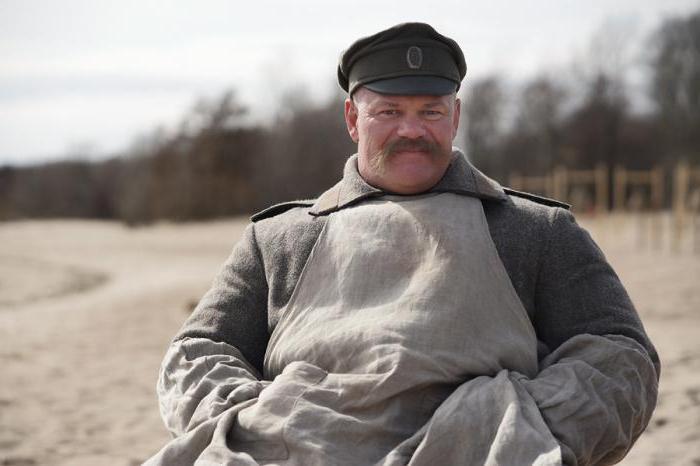 актер павел бадыров биография