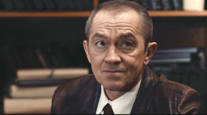 Sosnovsky Sergey actor