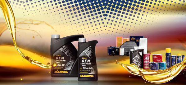 oil manol 10w 40