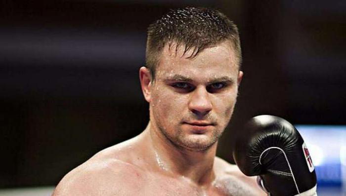 Denis Denisov fighter