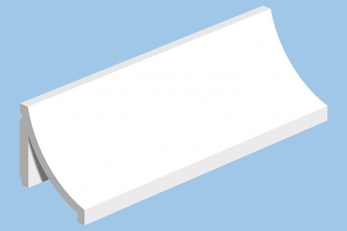 ceiling fillets