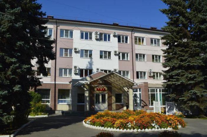 Murom hotels