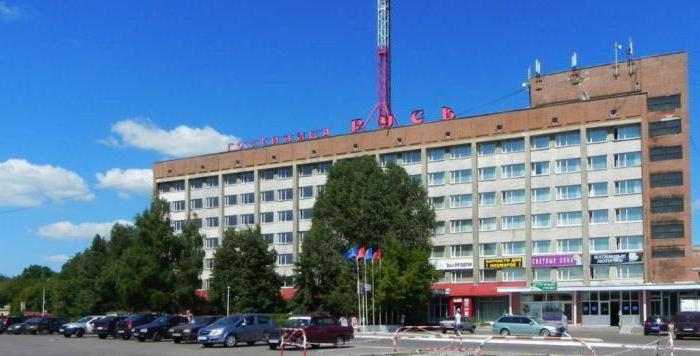 hotel russia murom
