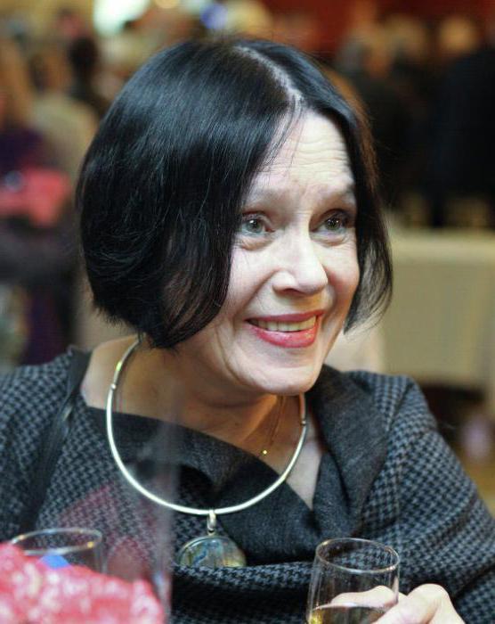 Nina Drobysheva personal life