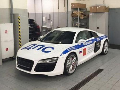 полиция обязанности и права кратко