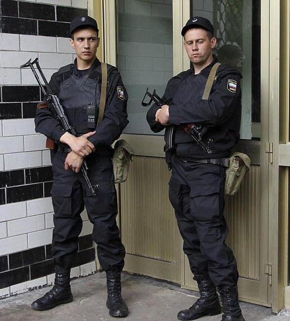 полиция обязанности и права