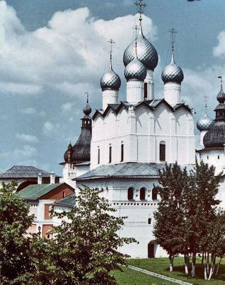 Assumption Cathedral of the Rostov Kremlin