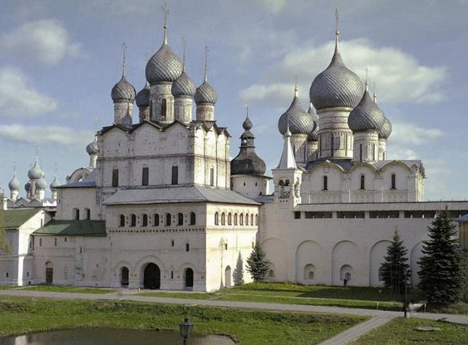 Church of Rostov Kremlin