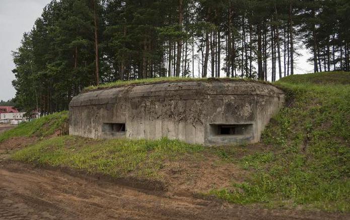 """""""Stalin Line"""" Minsk"""