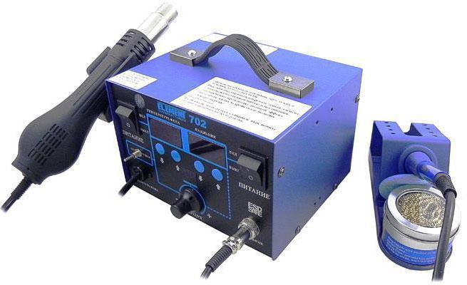паяльная станция lukey 702 характеристики