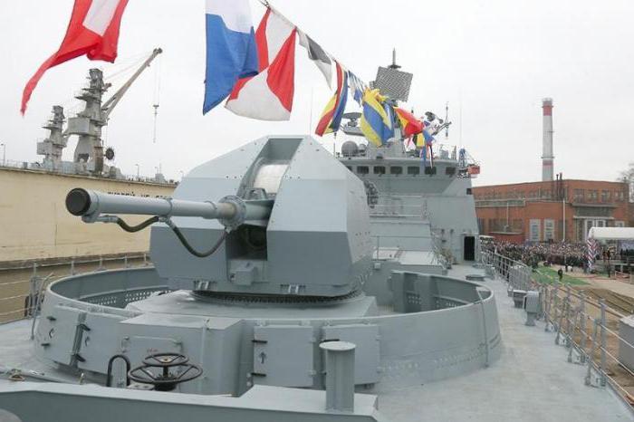 frigate project 11356 Admiral Essen
