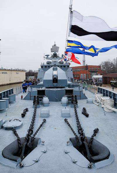 frigate project 11356 photos