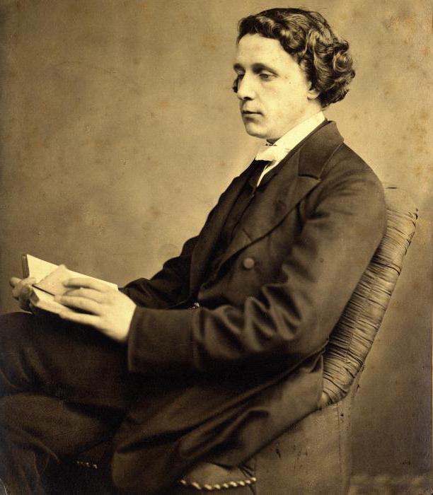 short biography charles lutwidge dodgson