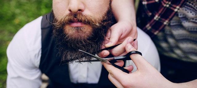 мужские бороды стильные