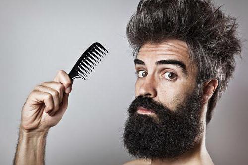 мужские короткие бороды