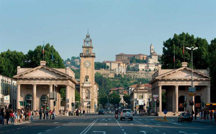 what to see in bergamo