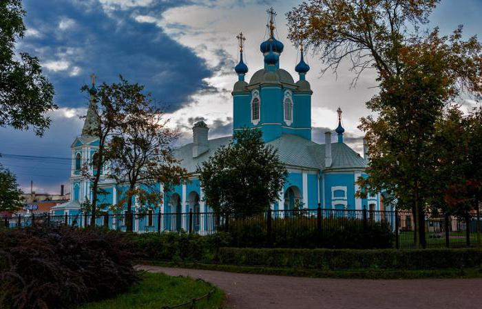 Sampsonievsky Cathedral